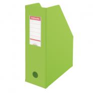 Suport vertical PVC, 10 cm, verde