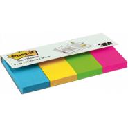 Post-it Page Marker 8*7 cm, 4 buc x 50 file cu coperta