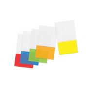 POST-IT INDEX PLASTIC 44*25MM FORPUS GALBEN FO42045