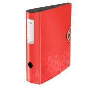 Biblioraft Active Bebop 180º 75 mm, rosu