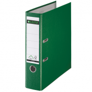 Biblioraft Leitz 180º, 80 mm, verde