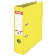 Biblioraft Esselte Colour'Ice No.1 Power, PP/PP, A4, 75mm, galben