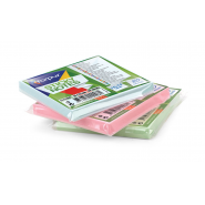 POST-IT 75 X 75 MM COLOR PASTEL VERDE 80 FILE/SET FORPUS