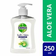 DETTOL sapun lichid 250 ml. Moisture (Aloe Vera)