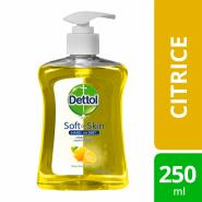 DETTOL sapun lichid 250 ml. Citrus