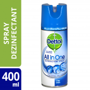 DETTOL SPRAY DEZINFECTANT MOUNTAIN AIR 400 ml