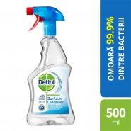 DETTOL Trigger Crisp Linen and Aqua Sky 500 ml