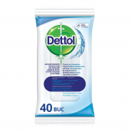 DETTOL SERVETELE DFEZINFECTANTE 40BUC/PAC
