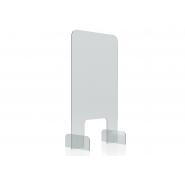 Protectie acryl pentru tejghea, birou 700*850 mm (h)  Magnetoplan