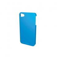 Carcasa Complete WOW pentru iPhone 4 / 4S, albastru metalizat