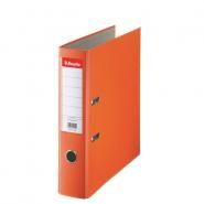 Biblioraft Esselte Economy, 75 mm, portocaliu