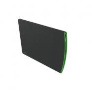 Husa Complete tip manson pentru iPad / tableta PC, negru