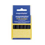 Marker whiteboard MGN refill - set 10 buc albastru