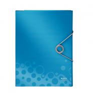 Mapa Bebop pentru conferinte, albastru
