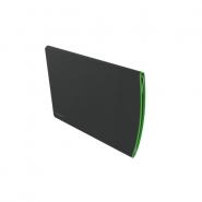 Husa Complete tip manson pentru iPad Mini / tableta PC 7`, negru