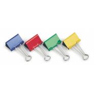 Clipsuri metalice RAP color 19 mm - set 10 buc