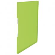 Mape de prezentare, coperta moale, 20 folii, VIVIDA  verde