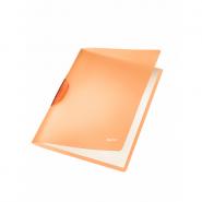 Dosar COLOR CLIP RAINBOW, portocaliu