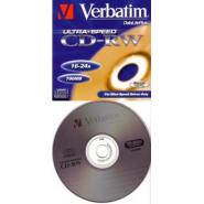 CD-RW VERBATIM 24X CARCASA