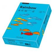 HARTIE COP A4 RAINBOW BLUE INTENSE, 80GR, 500COLITOP