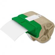 Cartuș Leitz Icon, plastic, 12mmx10m, plastic alb, adeziv permanent