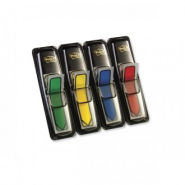 Post-it® Index sageata, 4 culori, 24 file/culoare