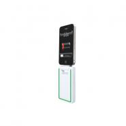 Încarcator Complete 3 în 1 pentru iPhone 4/4S, alb