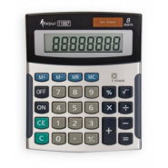 CALCULATOR 8 DIG FORPUS 11007